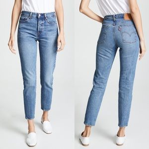 Levi's | Wedgie Icon High Rise Jeans These Dreams